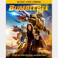 Bumblebee HD – iTunes Digital Code Only (Redeems on iTunes)