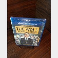 The Wolf of Wall Street – HD Vudu Digital Code Only (Redeems on Paramount site)