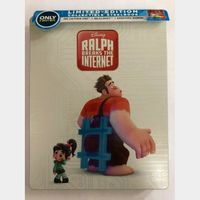 Disney's Ralph breaks the Internet 4K Digital Code Only – Movies Anywhere/Vudu Only (Disney reward points redeemed)
