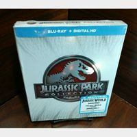 Jurassic World 4 Movie Collection HD Digital Codes – MoviesAnywhere