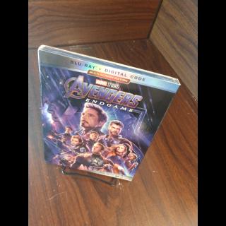 Avengers Endgame HD (MoviesAnywhere - Disney Movie Reward Points redeemed)