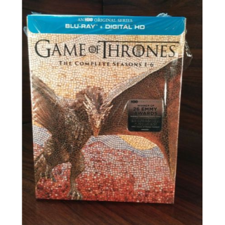 Game of Thrones - 6 Seasons (HD) Vudu Digital Code Only