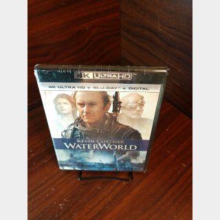 WaterWorld (4KUHD Digital Code – MoviesAnywhere)