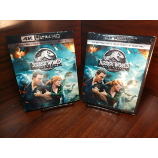 Jurassic World Fallen Kingdom 4KUHD (Movies Anywhere)