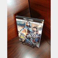 Alita Battle Angel 4KUHD Digital Code Only – Movies Anywhere
