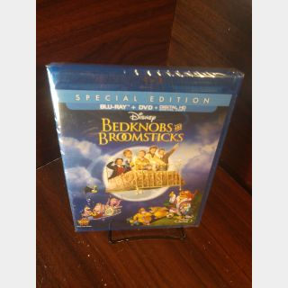 Bedknobs And Broomsticks HD Digital (MoviesAnywhere - Disney Movie Reward Points redeemed)