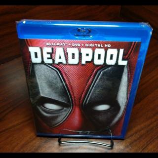 Deadpool 1 HDX Digital Code Only – MoviesAnywhere/Vudu/GooglePlay/iTunes