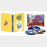 Disney's Inside Out 4K Digital Code  – Movies Anywhere/Vudu (Full Code - Disney reward points redeemed)