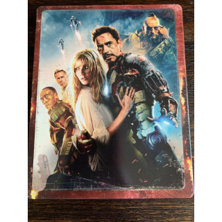 Marvel's Iron Man 3 4K Digital Code Only – Movies Anywhere/Vudu Only