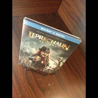 Leprechaun Returns (HD Code Only) - Vudu/Fandango (Redeems at MovieRedeem site)