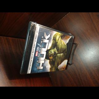 The Incredible Hulk 2008 (4K HD Digital Code Only) – MoviesAnywhere