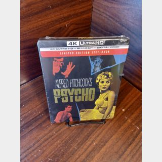 Psycho 1960 4KUHD Digital Code Only – Movies Anywhere