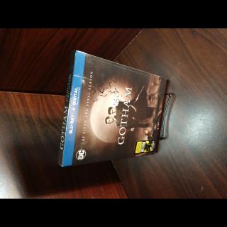 Gotham Season 5 HD Digital Code Only – Vudu