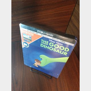 Disney's Good Dinosaur 4K Digital Code Only – Movies Anywhere/Vudu Only (Full Code - Disney Reward points redeemed)