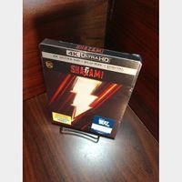 Shazam 4KUHD Digital Code Only – MoviesAnywhere