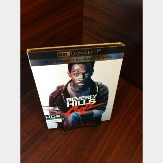 Beverly Hills Cop - 4KUHD – Vudu Digital Code Only (Redeems on Paramount site)