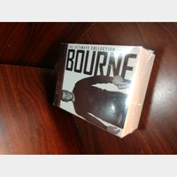 Bourne Collection  (4 Movies) 4KUHD iTunes Digital Code Only – Redeems on iTunes