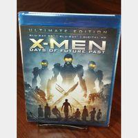 X Men Days of Future Past - HD Digital Code – Vudu/Movies Anywhere