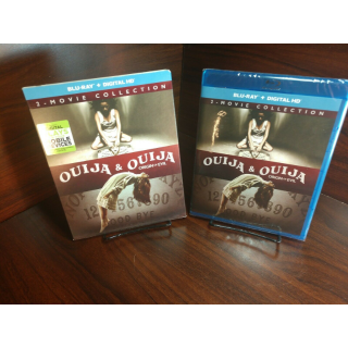 Ouija 2 Movie Collection HD Digital Codes (Movies Anywhere)