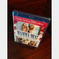 Mamma Mia - 2 Movie Collection HD Digital Code Only – Movies Anywhere/Vudu