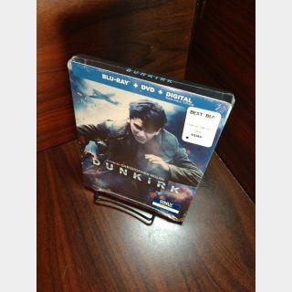 Dunkirk - HD Digital Code – Movies Anywhere/Vudu