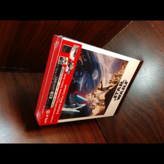 Star Wars Rise of Skywalker - 4KUHD Digital Code Only (Full Code) – MoviesAnywhere (Disney Rewards redeemed)