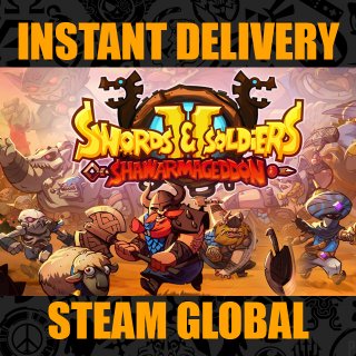Swords and Soldiers 2 Shawarmageddon | INSTANT DELIVERY STEAM GLOBAL