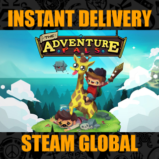 The Adventure Pals | INSTANT DELIVERY STEAM GLOBAL