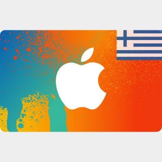 €80.00 iTunes Greek Region