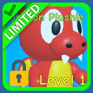 Pet Bgs Dragon Plushie In Game Items Gameflip