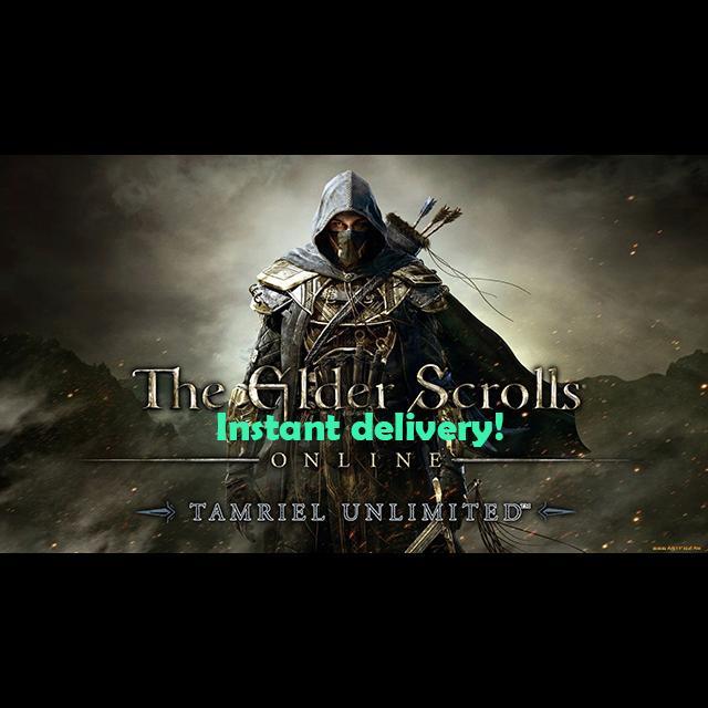The Elder Scrolls Online: Tamriel Unlimited (STEAM/PC/INSTANT