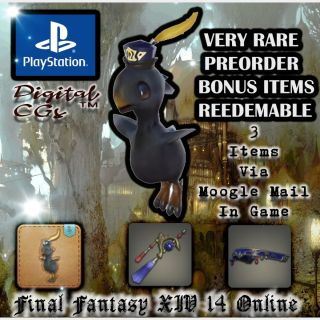 Final Fantasy XIV: Heavensward - Collector's Edition 3 Item Bonus