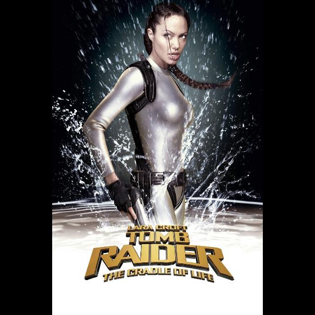 Lara Croft Tomb Raider The Cradle Of Life Uv Itunes Digital