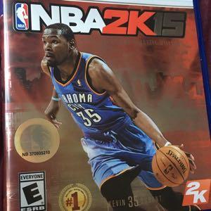 NBA 2K15 and nba 2k14