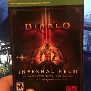 Diablo 3 Internal Helm DLC