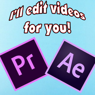 I will edit your video for you (any video) + create a thumbnail (different pack)
