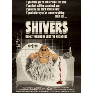 Shivers (VUDU, Google Play or Fandango Now)