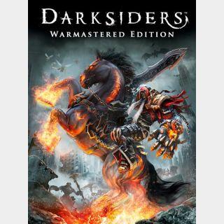 Darksiders - Warmastered Edition Steam CD Key