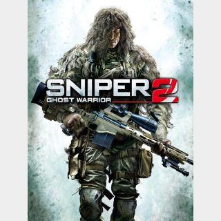 Sniper Ghost Warrior 2 Steam CD Key  GLOBAL