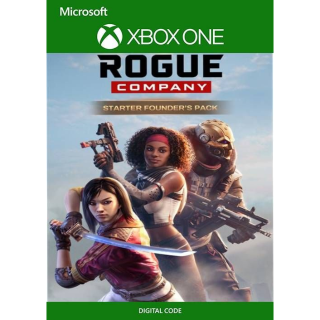 Rogue Company | Starter Founder's Pack (Xbox One) GLOBAL