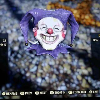 Apparel | Fasnacht Buffoon Mask