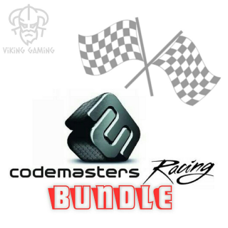 🏁 CODEMASTERS RACING BUNDLE + A Gift Steam Key 🔑