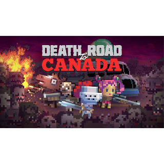 Death Road To Canada + A Gift key [INSTANT DELIVERY]