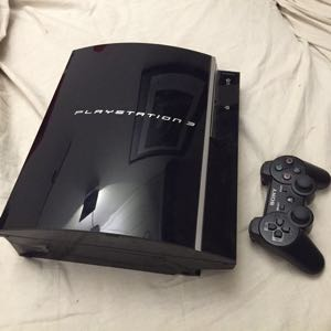 PS3 250GB CFW JB WITH 11 GAMES