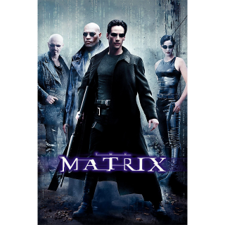 The Matrix Trilogy 4K