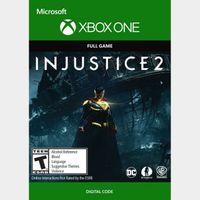 INJUSTICE 2 Xbox One Key United States Region