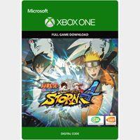 Naruto Shippuden: Ultimate Ninja Storm 4  Xbox One Key United States Region