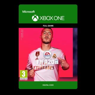 FIFA 20 XBOX ONE USA REGION CDKEY