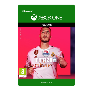 FIFA 20 XBOX ONE USA REGION CDKEY