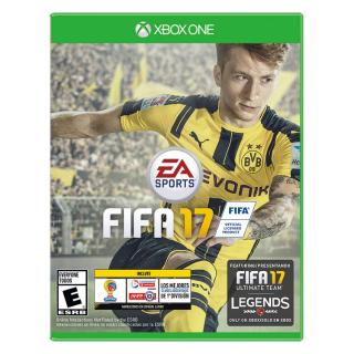 FIFA 17 XBOX ONE KEY